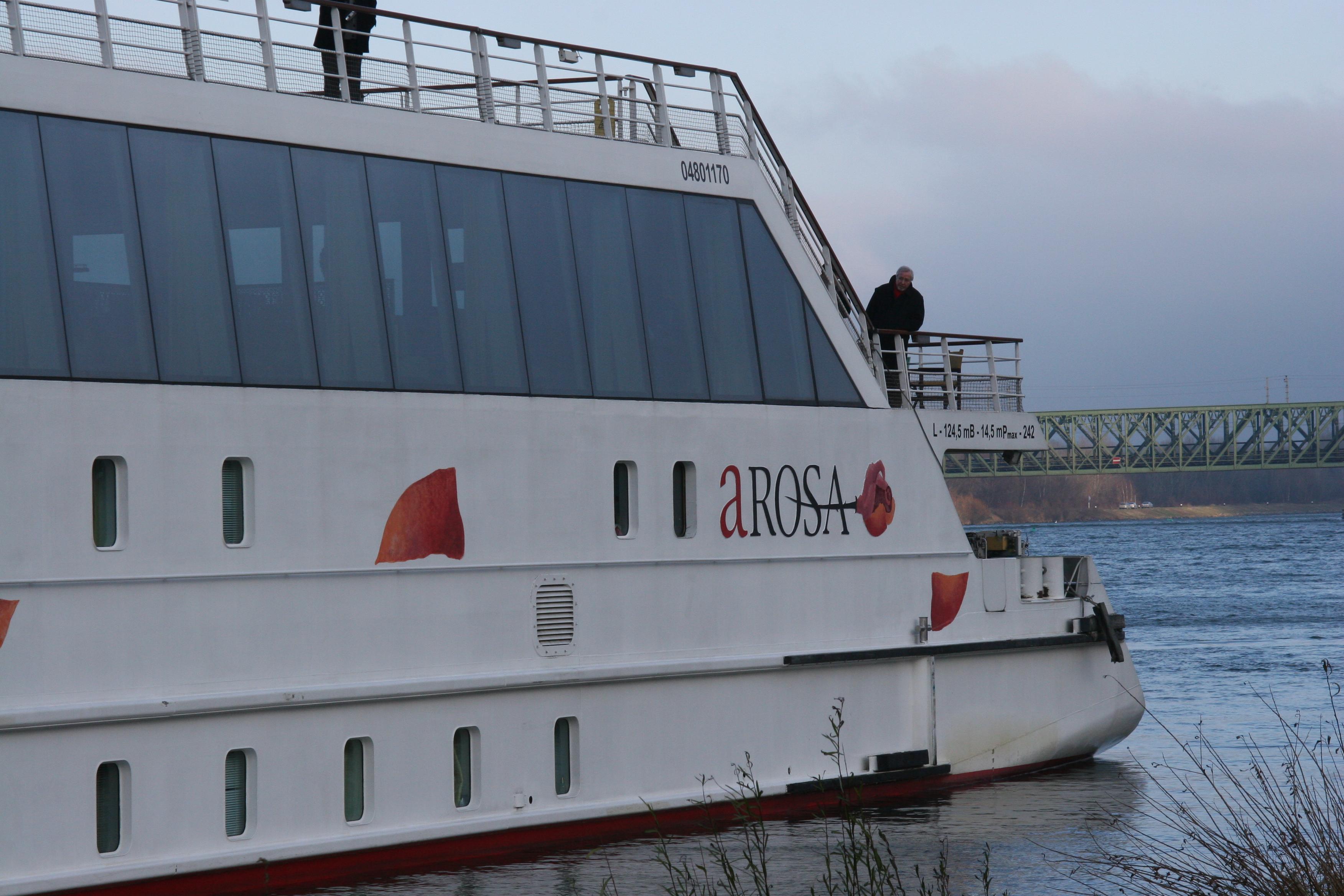 A-Rosa Flussschiff – Donau bei entspannter Geschwindigkeit genießen