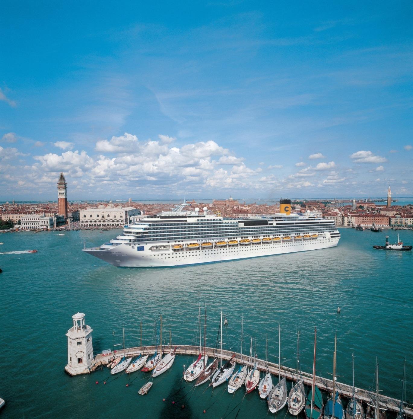 Costa Kreuzfahrten – Costa Diadema wird größtes Kreuzafhrtschiff unter italienischer Flagge