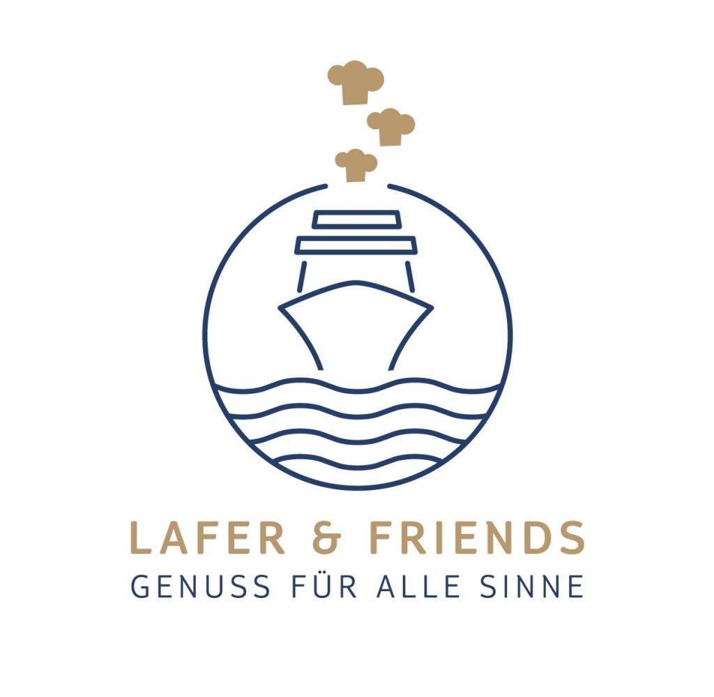 Johan Lafer an Bord