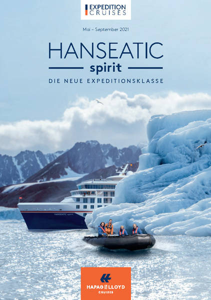 Katalogcover Hanseatic Spirit