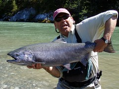 Lachsfang in Kanada