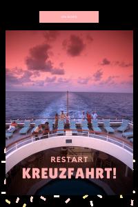 Gibt es bald einen Restart für Kreuzfahrten nach Corona?